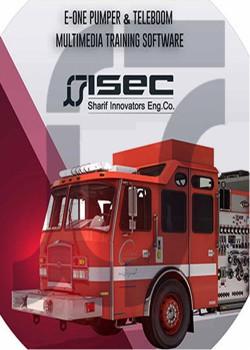 نرم افزار آشنایی با ماشین آتش نشانی تلبوم(Teleboom)