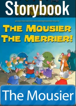 the mousier the merrier