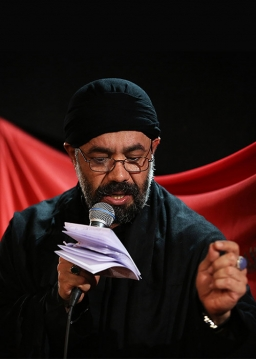 ۵- حاج محمود کریمی / شب چهارم محرم ۹۴