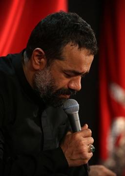 ۶- حاج محمود کریمی / شب نهم محرم ۹۴
