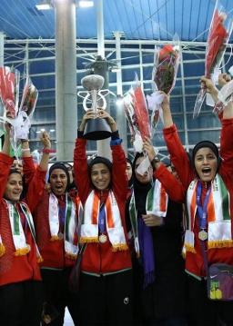 پادکست تیم ملی فوتسال زنان ایران