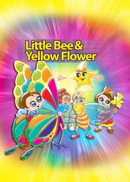 زنبورک و گل زرد (انگلیسی)