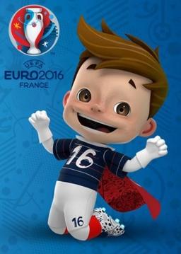 انیمیشن جذاب یورو ۲۰۱۶