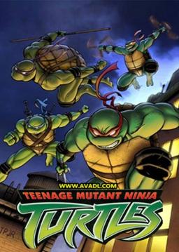 لاکپشتهای نینجا / خشم رییس موش خرما