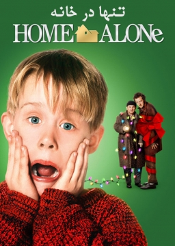 تنها در خانه ۱