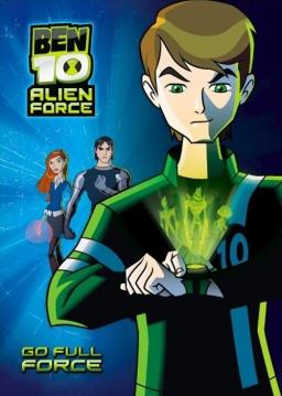 بن ۱۰: نیروی بیگانه / قسمت ۱۶