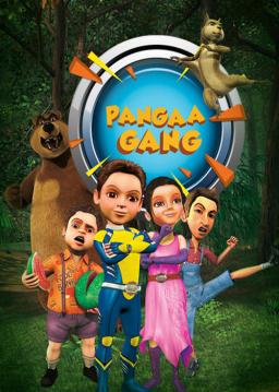 گروه پنگا