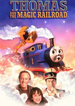 توماس و راه آهن جادویی