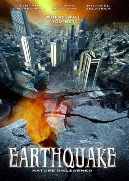 زلزله خشم طبیعت