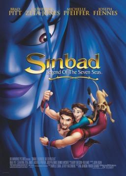 سندباد - افسانه هفت دریا