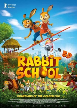 مدرسه خرگوش - محافظان تخم طلایی