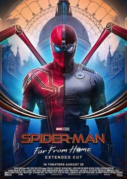 مرد عنکبوتی: دور از خانه