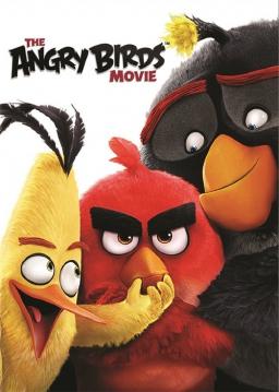 پرندگان خشمگین (زبان اصلی)