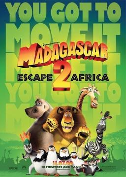 ماداگاسکار 2 (زبان اصلی)