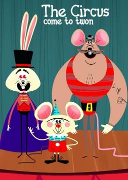 سیرک موشها (زبان اصلی)