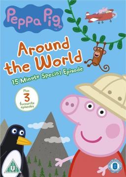 خوکی به نام پپا - سفر به دور دنیا
