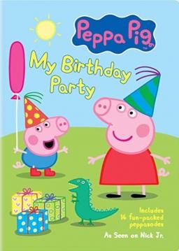 خوکی به نام پپا - تولد من