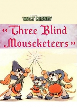 سه موش کور