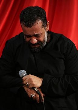 ۱- حاج محمود کریمی / شب پنجم محرم ۹۴