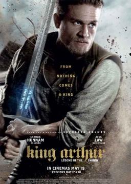 شاه آرتور: افسانه شمشیر