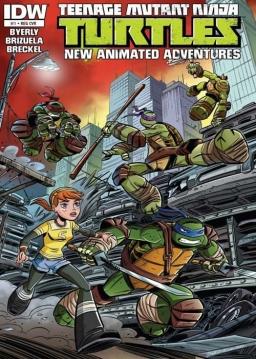 لاکپشتهای نینجا / آخرین مقاومت زمین