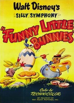 خرگوش کوچولوهای شاد