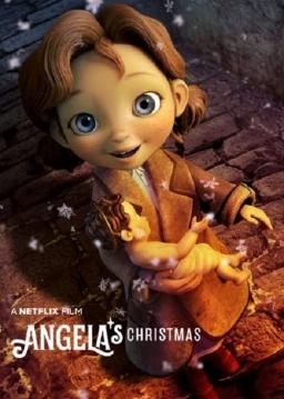 کریسمس آنجلا