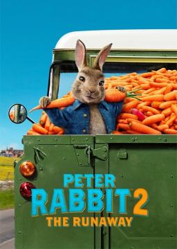 پیتر خرگوشه ۲: فراری