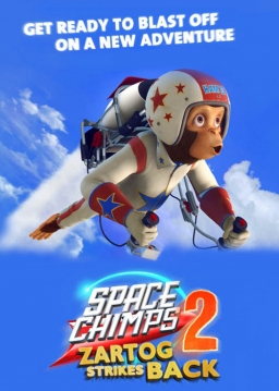 میمونهای فضایی ۲ / بازگشت زارتاگ