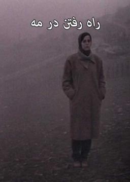 راه رفتن در مه