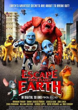 فرار از سیاره زمین