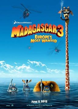 ماداگاسکار۳