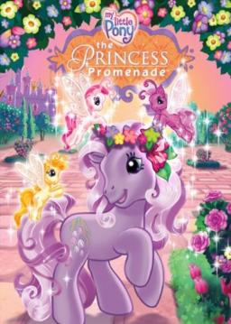 پونی کوچولوی من : جشن شاهزاده خانوم